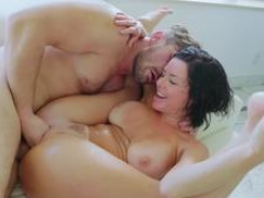 Veronica Avluvs pink slit gaping and plus squirting