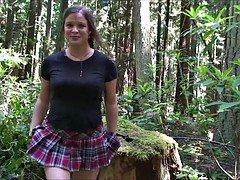 Cheerleader in the Woods - Erin Electra, ElectraChrist
