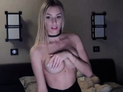 Online camera Helena striptease