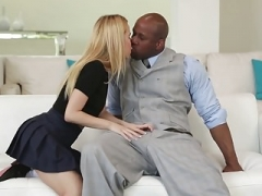Interracial fucking session, multinational lust