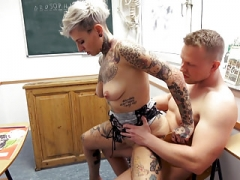 My Dirty Hobby - Quick have an intercourse during detention