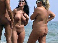 Beautiful chicks with rockin' beach bodies