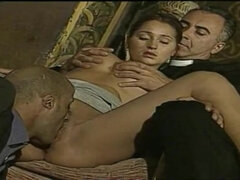Hot italian porn scene from 90s