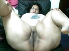 Big tits real bbw