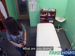 FakeHospital Hot Spanish patient gets fucked hard and plus creampied