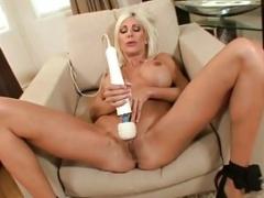 Masturbation Freak Puma Swede Rubs Her Hot Creamy Oozy Pink slit!