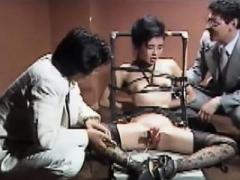 Large Jug Far eastern BDSM Group-fuck