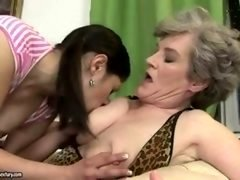 Mature and moreover Young-looking lesbians