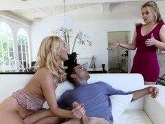 BadMILFS- Horny Cougar Has an intercourse Daughters Boyfriend
