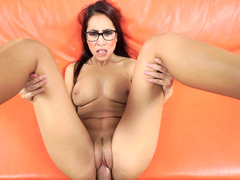 Cutie from Latin America demonstrates her sex skills on cam