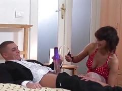 extreme stepmom needs rough sex games