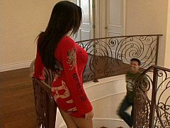 Rachel Starr luring her friend's brother