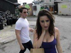 Ashley Adams gets seduced