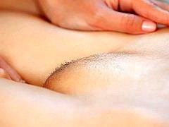 Massage for a Petite Princess