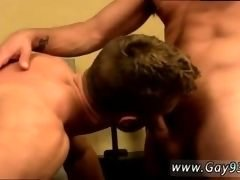 Man-loving mutual stroking ramrods pornography tube Dominic gives him a truly kinky