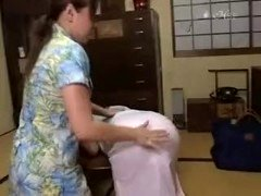 Punishment from absolutely all moms FFspanking