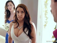 Brazzers - Cheating Bride Angela White Loves backdoor