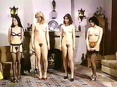 Good aged German porno flick with fantastic hooker Patricia Rhomberg