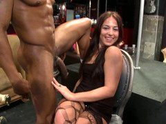 Mind-boggling hen party with Dancing Bear show and besides tons of blowjob