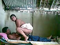Dilettante Indian Couple Spy Cam