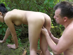 Aged and also young XXX movie with depraved guy and also marvelous doll