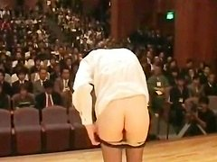 Japanese nude concert
