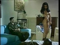 Hot French Xxx movie star Julia Chanel Gets down and dirty An Army Lad