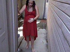 Water Broke during Mindy's Pregnancy(Fake)