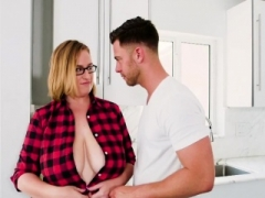 Mya Blair In Teaching Her To Tease