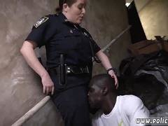 These sinful cop ladies are here to share a BBC
