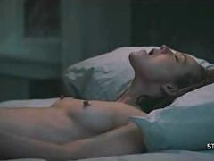 Anna Friel & Louisa Krause in lesby sex scenes
