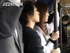 japanese schoolgirl internal cumshot fucked on bus 02