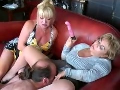 A pair of Matures Dildo and furthermore Dominate Fella
