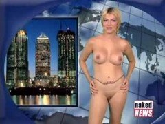 Canary Wharf in London as a Nude Tourist Destination!