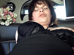 Amateur BBW french mature sodomized with cum in mouth
