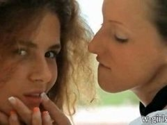 Two love tool starving legal teens in a extremely aroused foursome action