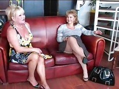 A duo Matures Toy and besides Dominate Lad