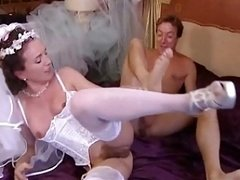 Bride fucked & fisted