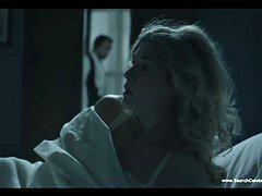 Rosamund Pike nudity - dames in worship - high definition