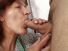 Grown-up female fucked hard and additionally cumshot on face