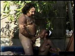 ebony slut and additionally Jeremy