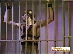 Slaves Get A Hard Time From Their Dominatrix