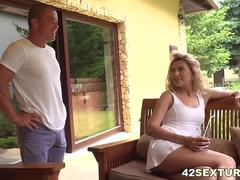 Hot Stasy Rivera paid the debit with anal