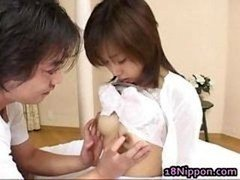 Mad babe Mai gets pounded like crazy part2