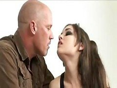 Mark Devis &  Sasha Grey in fully hardcore punishment
