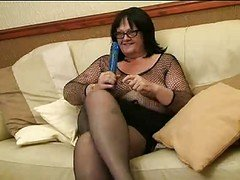 Chav Whore With Glasses Ploughed