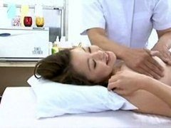 Massage Therapy Hidden cam