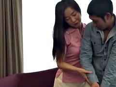 Korean adult entertainment SEXY Golf Instructor HOT