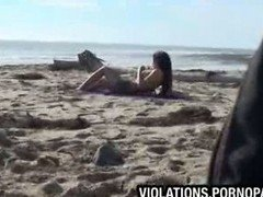 Broads bikini stolen at beach