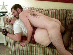 cable dude making love the wife  doggy